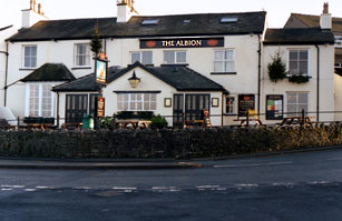 The Albion at Arnside