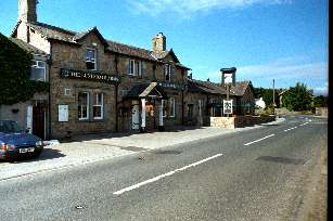 Lunesdale Arms at Tunstall