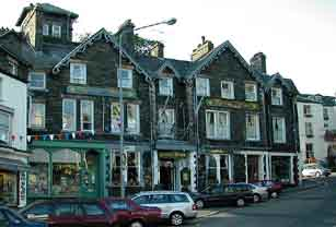 The Queens Hotel. Ambleside